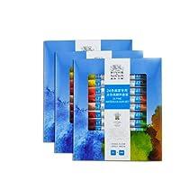 与同 温莎牛顿24色水彩颜料10ML 绘画颜料 美术颜料