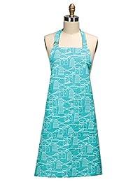 Kay Dee Designs R3561 厨师印花围裙,冲浪