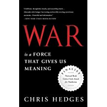 War Is a Force that Gives Us Meaning (English Edition)