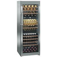 原装进口德国LIEBHERR利勃海尔WTes 5972专业酒柜(奥地利原装进口,双温区设计)