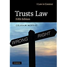 Trusts Law: Text and Materials (Law in Context) (English Edition)
