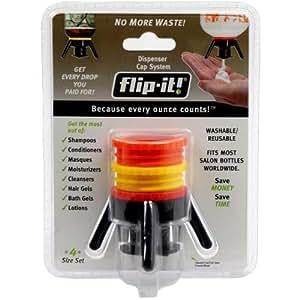 Flip-it 洗发水、乳液、肥皂和酱汁