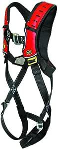 Guardian 秋季保护结构优质边缘胸背带,带快速连接胸扣,腰部收紧扣和腿部收紧扣 M-XLarge 193111