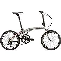 DAHON(DAHON) Mu D9 9级变速 折叠自行车 19MUD9SL00 快速银色