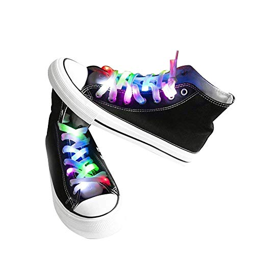 Dhe 5 色鞋带用于派对舞蹈装饰