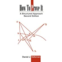 How to Prove It: A Structured Approach (English Edition)