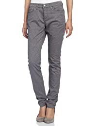Esprit 埃斯普利特 女士 中腰波点时尚显瘦休闲长裤 LCC110