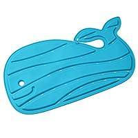 Skip Hop Moby 防滑婴儿浴垫 蓝色
