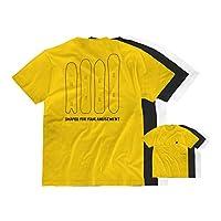 K2 滑雪板中性 - 成人 ENJOYERS T 恤黑色 T 恤,S,20D2401.1.2.S