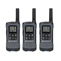 Motorola Talkabout 收音机T200TP  3 件装 T200TP 灰色