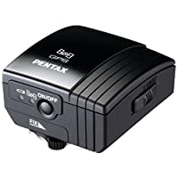 賓得 GPS 單元 O-GPS1 熱鞋安裝配件 GPS 裝置,用于 Pentax K-5、K-r、645D