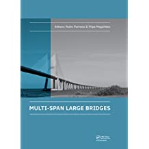 Multi-Span Large Bridges: International Conference on Multi-Span Large Bridges, 1-3 July 2015, Porto, Portugal (English Edition)