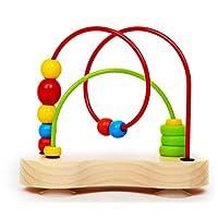Hape E1801 双杆泡泡 木制算盘玩具