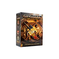 Cephalofair Games Gloomhaven 可移除貼紙套裝 Jaws of the Lion