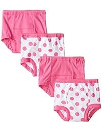 Gerber 嘉宝 女婴4件装 训练裤