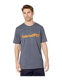 Timberland 添柏岚 PRO 男式基板短袖 T 恤胸部标志
