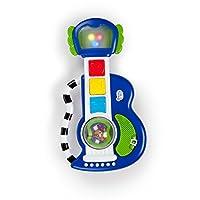 美国 KIDS II Baby Einstein 小爱因斯坦 欢乐吉他 婴儿益智早教幼儿玩具KIIC90680(3个月以上)