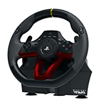 Playstation 4 Wireless Racing Wheel Apex by Hori - Officially Licensed by Sony (PS4)