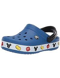 Crocs 卡骆驰儿童洞洞鞋 CROCBANDTM 米奇洞洞鞋204992