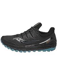 Saucony S20449-3 男士越野跑鞋 Grey   Black 9.5 M US