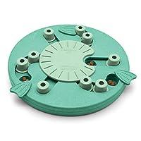 Nina Ottoson 狗工人狗玩具,由环保复合材料制成,带零食,1.31克