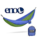ENO Eagles Nest Outfitters - DoubleNest 吊床,两件便携式吊床