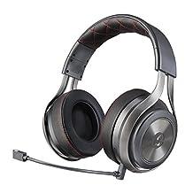 lucidsound LS 20供电通用游戏耳机 ( 黑色 ) - PS4, XBOX ONE , nintendo 交换机, psvr , PC ,移动设备