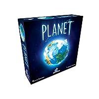 Blue Orange Planet Board Game, 多种颜色