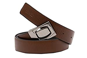 Air Faux Leather Belt Large Size Customisable Length