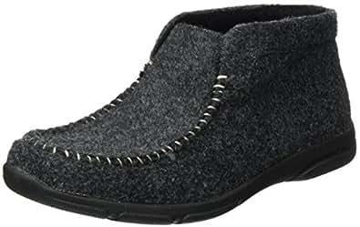 romika TRAVELER 高02,女式帮拖鞋 Grau (Grau (710)) 3.5 UK
