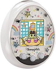 TAMAGOTCHI On-Magic虛擬寵物玩具,亞馬遜獨家配件,奇幻白