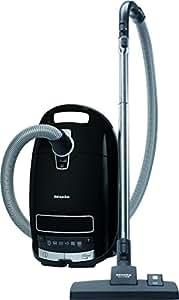 Miele Complete C3 电线袋筒真空吸尘器,4.5升,1200 W -黑色 [能源D类]