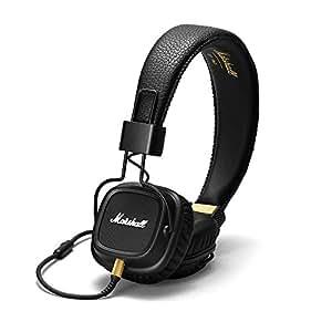 Marshall 马歇尔 - Major II 头戴式耳机 黑色