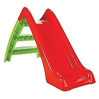 Jamara 460265 - 儿童快乐滑梯 - 适合室内和室外,方便尺寸,组装方便