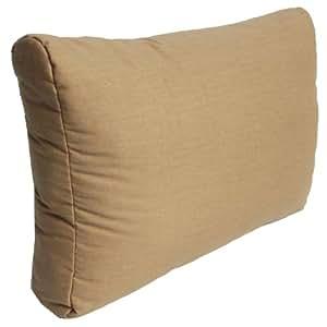 弹力座套休息室椅套花园家具坐靠垫坐垫发行量适用于躺椅组//现在也高档休息室枕头带拉链//靠垫的颜色深灰色沙子和紫罗兰//套, 煤黑色 米色 Rückenkissen ca. 80 x 40 cm