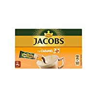 Jacobs 3 in1 Typ Caramel, 10 Sticks pro Packung, 12er Pack (12 x 169 g)