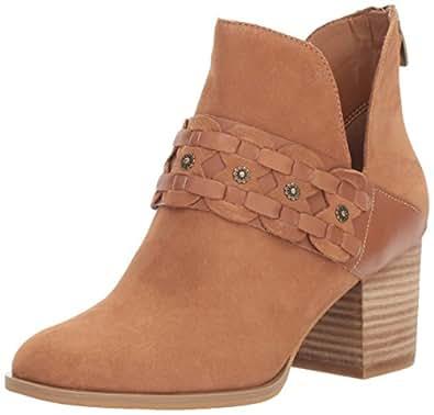 Nine West Danbia 女士皮靴 Dark Natural 9.5 M US
