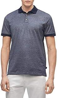 Calvin Klein Liquid Touch 男士Polo衫,具有Uv保护功能