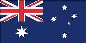 Annin Flagmakers 尼龙太阳镜 Nyl-Glo 澳大利亚国旗 3x5' 190396
