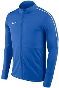 Nike Kids Y NK Dry PARK18 Trk Jkt K Track Jacket, Royal Blue/White/White, Medium