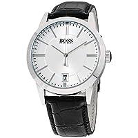 Hugo BOSS Men's Strap1513130 Analogue Leather Black 1513130 watch