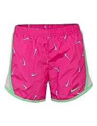 Nike 耐克女童速干短裙 Laser Fuchsia/Green 4T