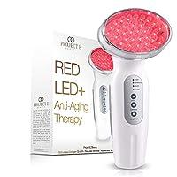 Project E Beauty RED 光疗仪   无线光子胶原蛋白增强 630nm 皮肤活化*紧致提拉紧致皱纹细纹可充电手持式