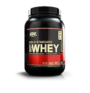 Optimum Nutrition 黄金标准100%乳清粉 双倍浓郁巧克力口味 2磅装(美国品牌)包税包邮