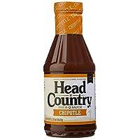 Head Country Bar-B-Q 酱汁,辣酱,20 盎司(约 567 克)