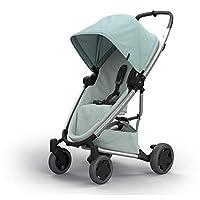 Quinny Zapp Flex Plus 都市嬰兒推車,靈活小巧,雙向躺椅,6個月至3.5歲 灰色霜霜