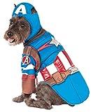 Rubie's Captain America Deluxe Pet Costume-Extra Large