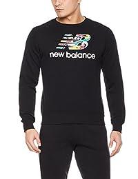 New Balance 男式 运动卫衣 AMT81571