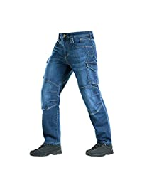 M-Tac 男士战术裤工装牛仔标准版型