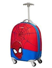 Samsonite 新秀丽 Disney Ultimate 2.0 - Spinner XS 儿童行李箱, 46.5 cm, 20.5 L, 红色 (蜘蛛侠)
